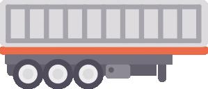 icona pesatura a bordo per semirimorchio