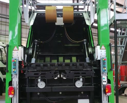 Bilbao sistemi di pesatura a bordo camion