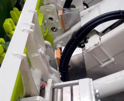 Sistemi di pesatura camion per compattatore