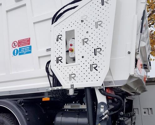 Sistemi di pesatura per camion su telaio