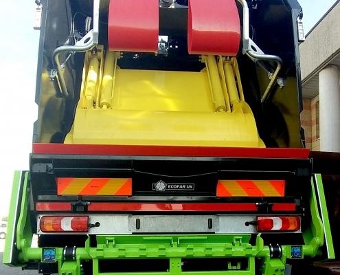 Sistemi di pesatura a bordo camion Baron
