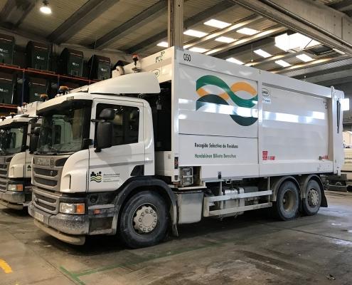 Baron sistemi di pesatura camion