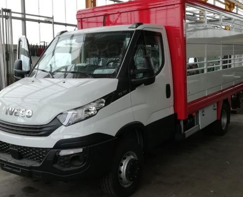sistemi di pesatura a bordo veicoli leggeri