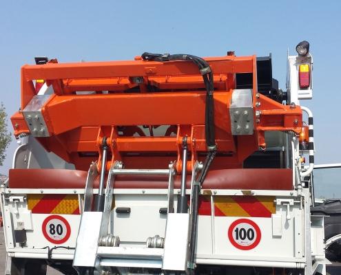 Sistemi di pesatura a bordo compattatore